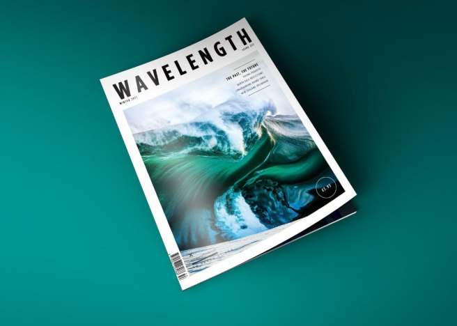 Morwenna Jones copywriter Wavelength magazine