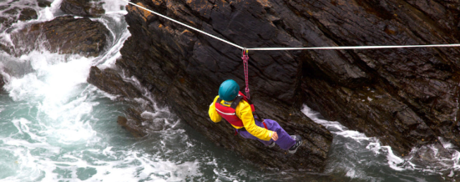 Why coasteering is the coolest outdoor activity you've never tried | MATADOR NETWORK